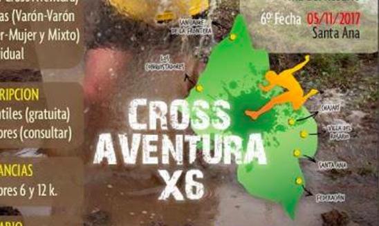 Cross Aventura X6 - Santa Ana