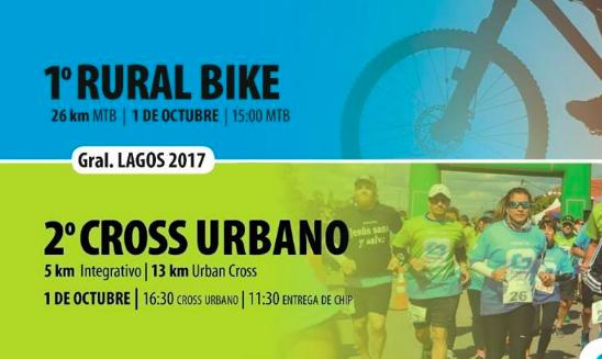 Cross Urbano General Lagos