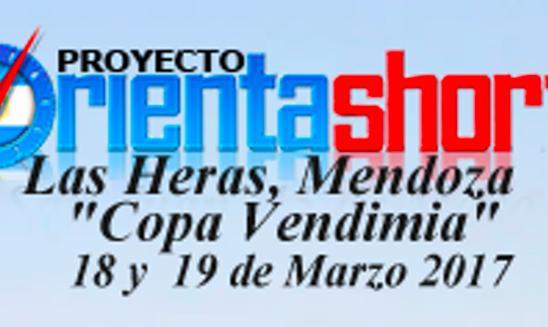 OrientaShort Las Heras Copa Vendimia