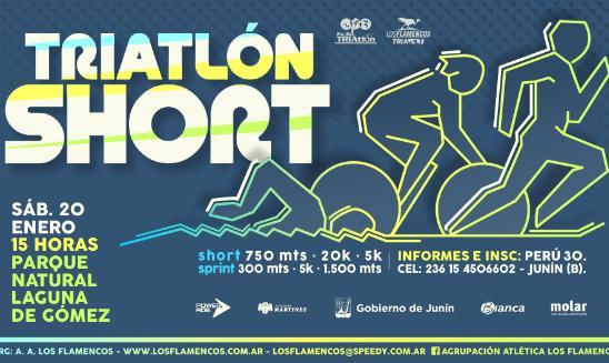 Triatlon Short Junin