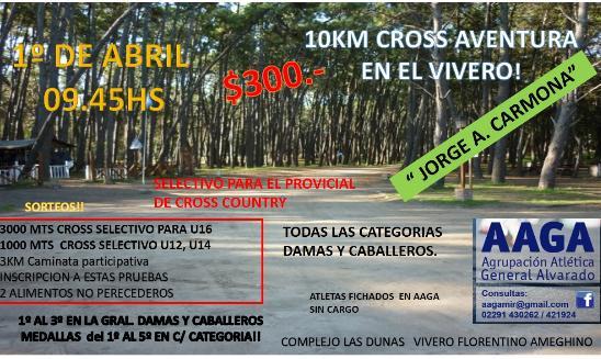 Cross Aventura Jorge Andr?s Carmona