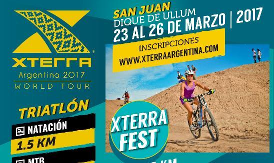 XTERRA San Juan Argentina