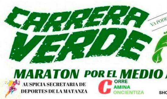 Carrera Verde Maratón Por El Medio Ambiente