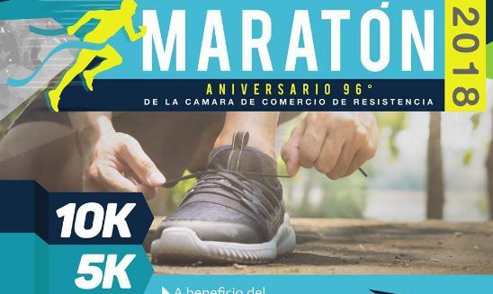 Maraton Aniversario Camara Comercio Resistencia