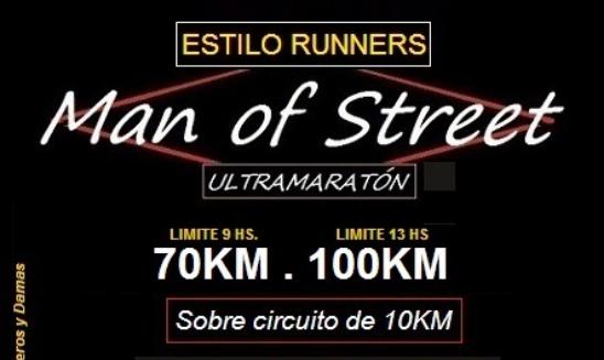 Man Of Street Ultramaratón