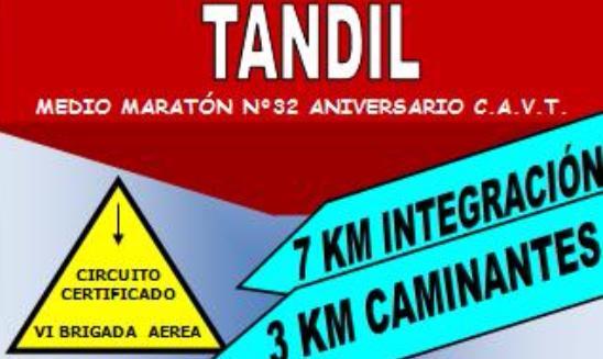 Media Maratón Tandil