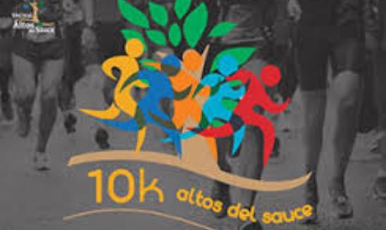 Maraton Altos del Sauce Homenaje Ruben Sabena