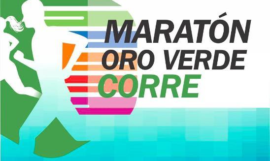 Maratón Aniversario Oro Verde Corre