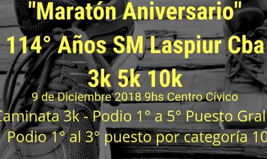 Maratón Saturnino Laspiur