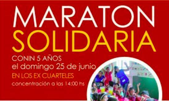 Maratón Solidario CONIN La Paz