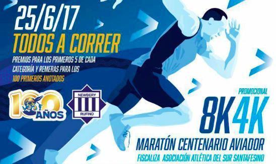 Maratón Centenario Aviador
