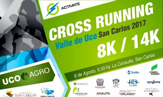 Cross Running Valle de Uco