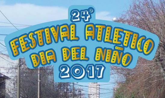 Festival Atlético Día del Niño
