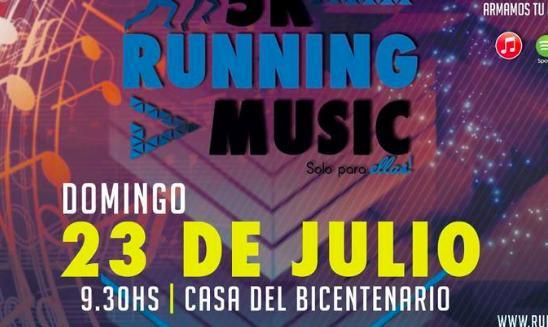 Running Music Reconquista