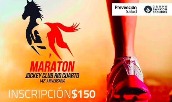 Maratón Jockey Club Rio Cuarto