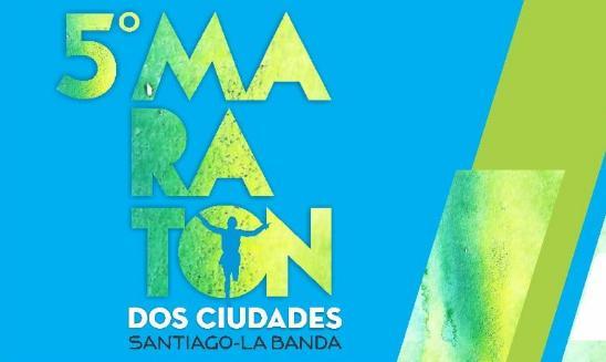 Maratón Dos Ciudades Santiago-La Banda