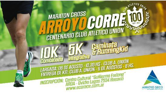 Maratón Cross Arroyo Corre
