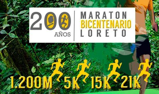 Maratón Bicentenario Loreto