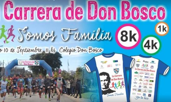 La Carrera de Don Bosco
