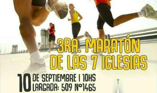 Maratón de las 7 Iglesias Quequen