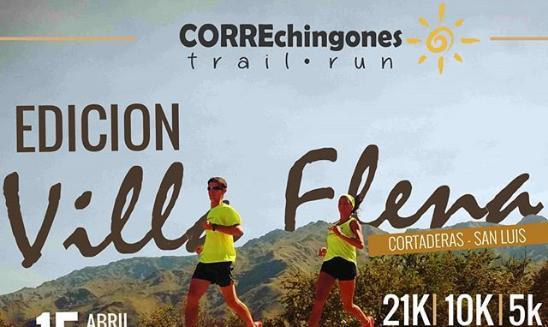 CORREchingones Trail Run