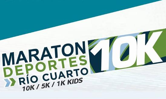 Maraton Deportes Rio Cuarto