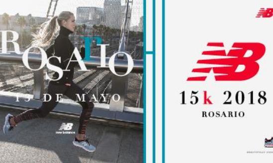 15k New Balance Rosario