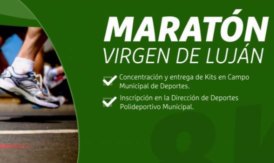 Maraton Virgen de Lujan