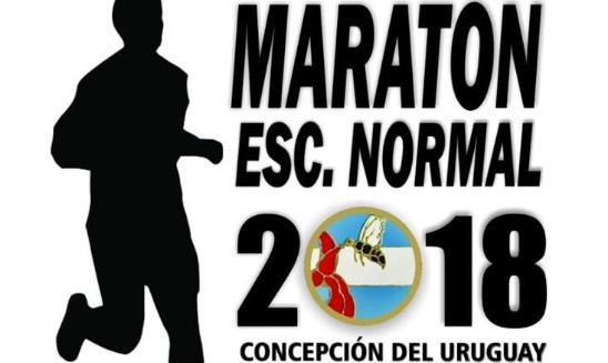 Maraton Escuela Normal Mariano Moreno