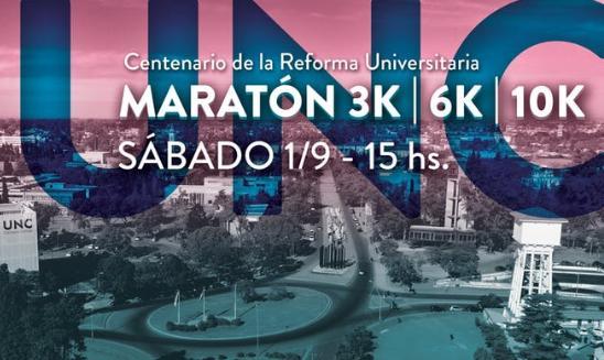 Maraton Universidad de Cordoba