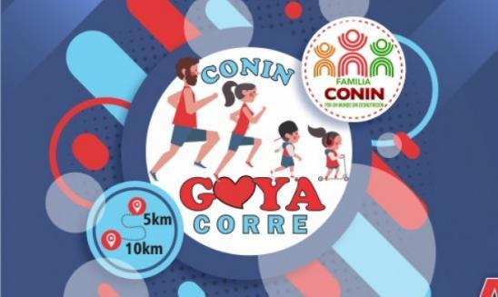 Carrera Anual Conin Goya Corre