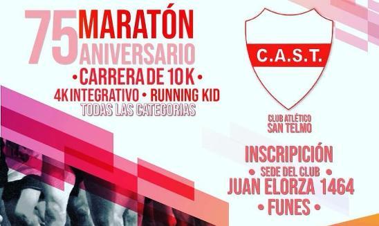Maraton Club Atletico San Telmo Funes