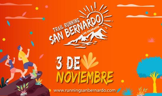 Trail Running San Bernardo