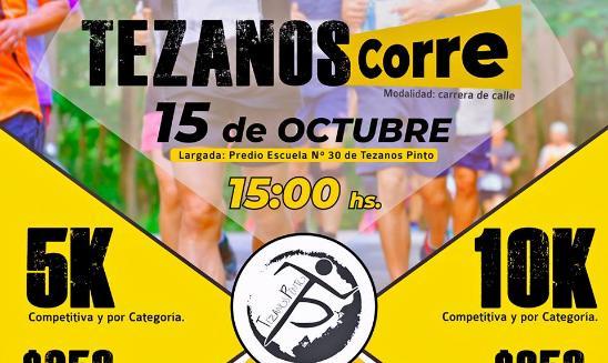 Tezanos Corre