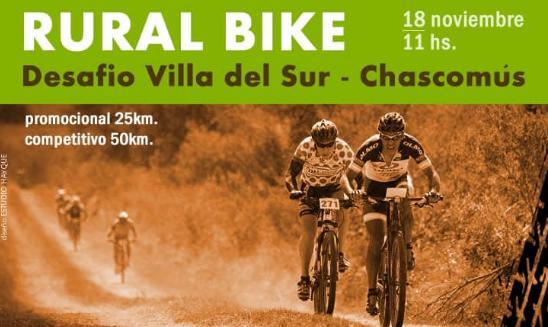Rural Bike Desafío Villa del Sur Chascomus
