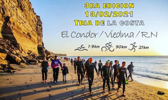 Triathlon Half Camino de la Costa