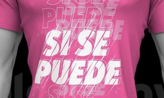 Pedaleada Rosa - Si Se Puede!
