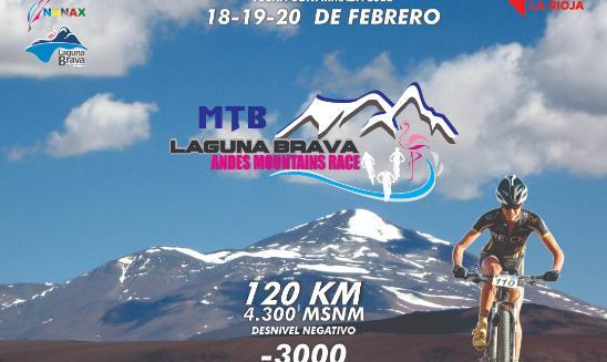 Laguna Brava Andes Mountains Race
