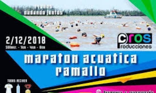 Desafio Ramallo Maratón Acuática