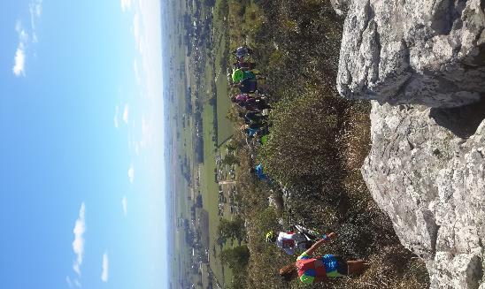 Camp de entrenamiento  trail