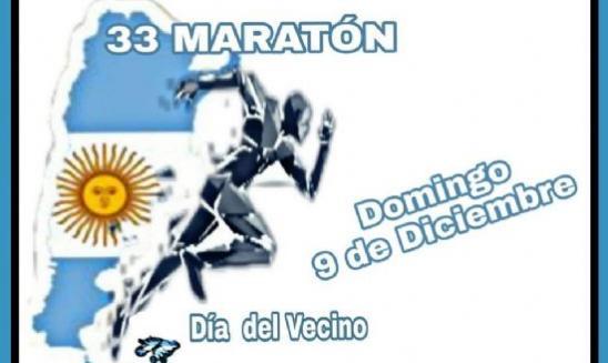 Maratón Dia del Vecino