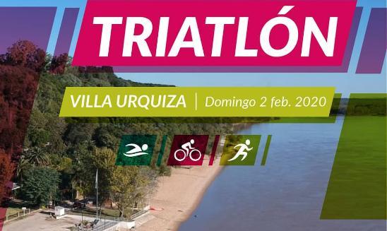 Triatlón de Villa Urquiza