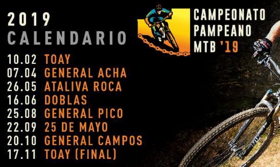 Campeonato MTB General Acha