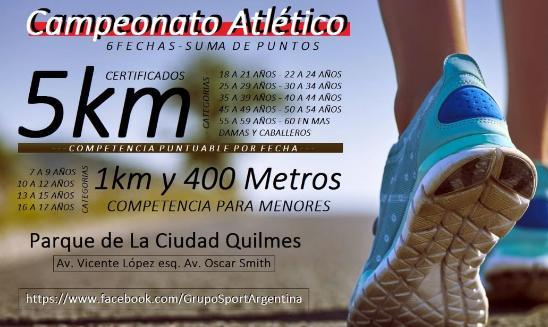 Campeonato Atlético Quilmes