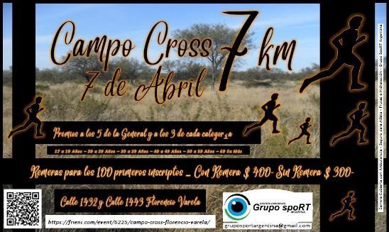 Campo Cross Florencio Varela