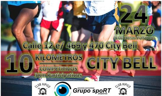 City Bell Corre 10k