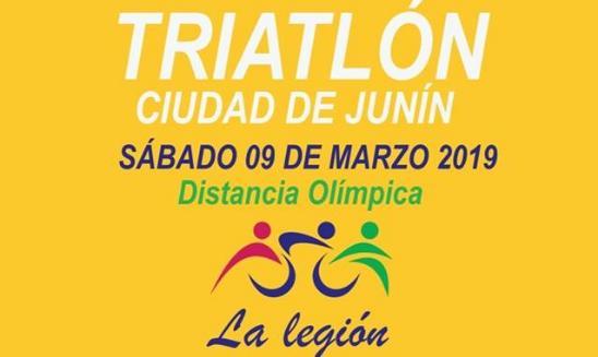 Triatlón Olimpico Ciudad de Junin