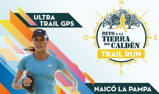 Reto a la Tierra del Caldén Ultra Trail Run GPS