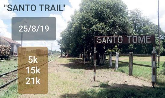 Santo Trail Run