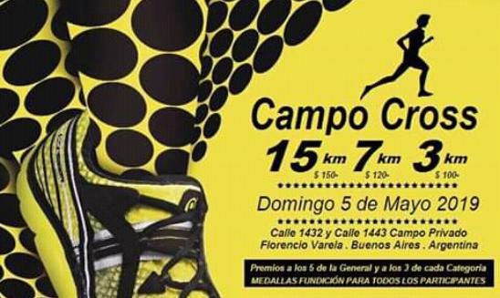 Desafio Campo Cross